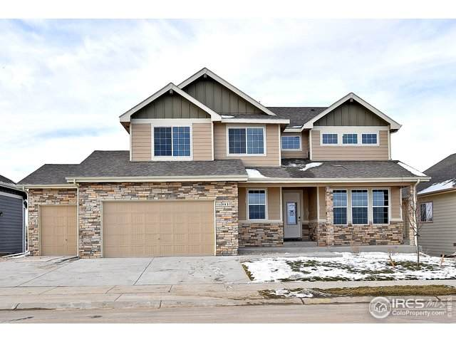 1611 Lake Vista Ln, Severance, CO 80550 (MLS #917375) :: Fathom Realty