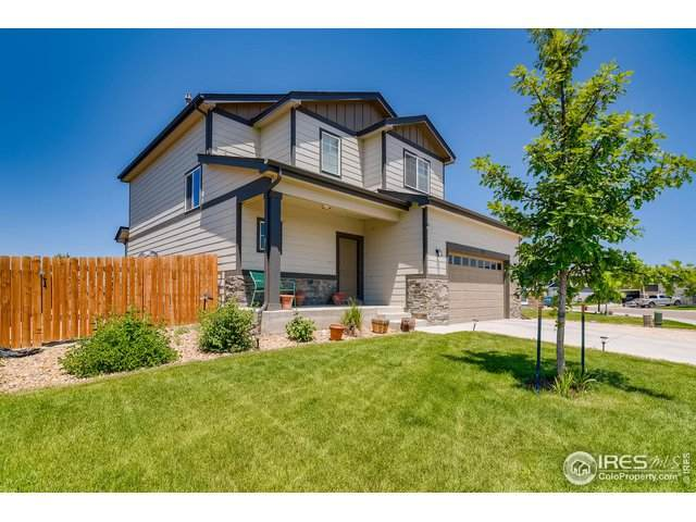 1125 Sunrise Cir, Milliken, CO 80543 (#917381) :: The Dixon Group