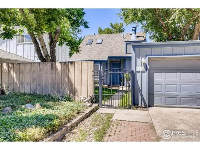 2375 Jasper Ct, Boulder, CO 80304 (MLS #917384) :: Hub Real Estate