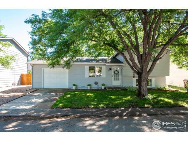 2810 Alan St, Fort Collins, CO 80524 (MLS #917385) :: Jenn Porter Group