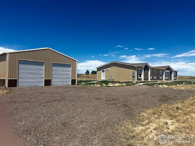 38855 County Road 37, Eaton, CO 80615 (#917395) :: The Dixon Group