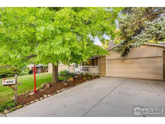 4460 Osage Dr, Boulder, CO 80303 (MLS #917401) :: Hub Real Estate