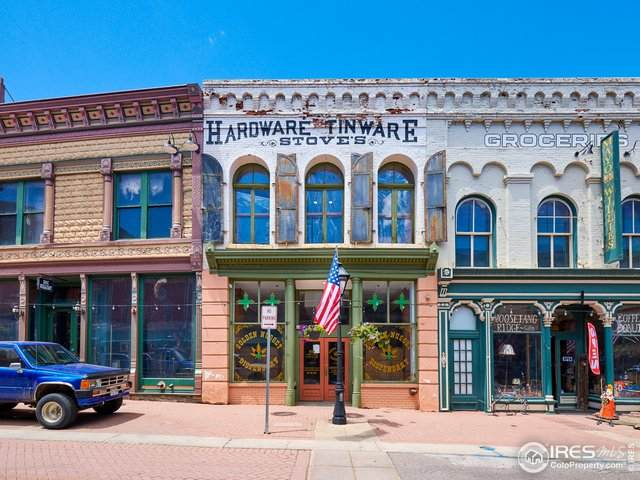 127 Main St, Central City, CO 80427 (MLS #917404) :: 8z Real Estate