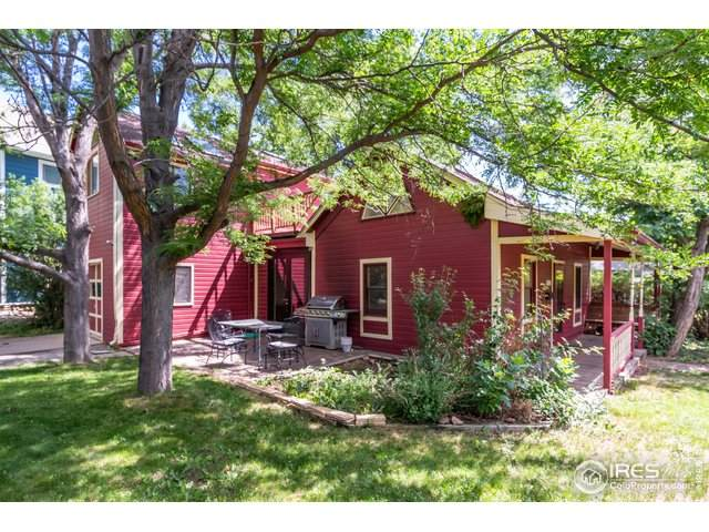 401 Arapahoe Ave, Boulder, CO 80302 (MLS #917405) :: Colorado Home Finder Realty