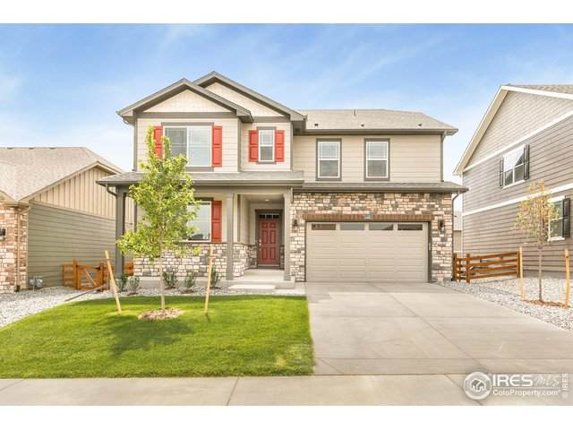 1269 Westport Ave, Berthoud, CO 80513 (MLS #917406) :: The Wentworth Company
