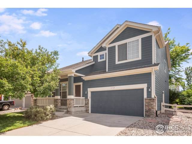 2709 Chase Dr, Fort Collins, CO 80525 (MLS #917417) :: Jenn Porter Group