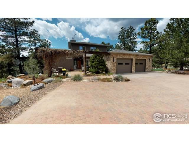 141 Poorman Rd, Boulder, CO 80302 (MLS #917423) :: Jenn Porter Group