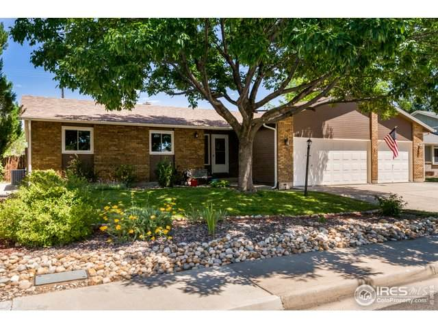 1441 Melissa Dr, Loveland, CO 80537 (MLS #917439) :: The Wentworth Company
