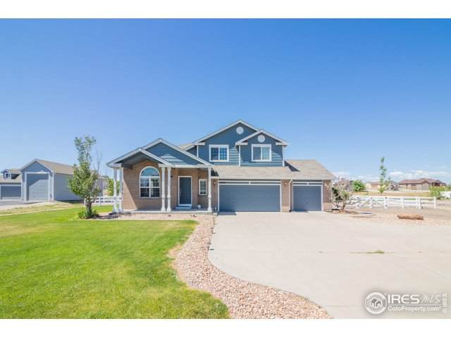 16341 Timber Cove St, Hudson, CO 80642 (#917441) :: The Brokerage Group
