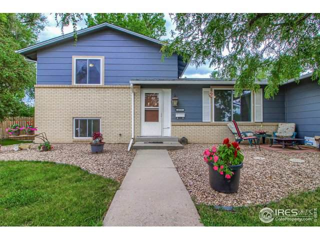 1737 33rd Ave, Greeley, CO 80634 (MLS #917444) :: The Wentworth Company