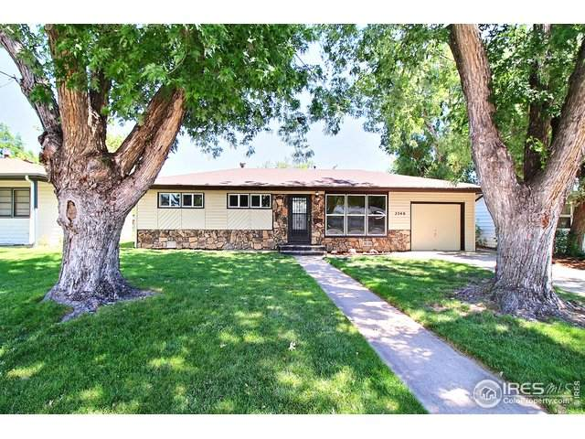 2540 15th Ave Ct, Greeley, CO 80631 (#917455) :: Compass Colorado Realty