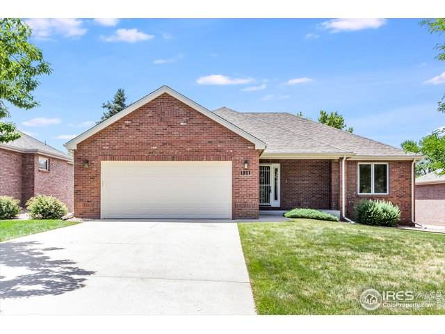 1851 44th Ave Ct, Greeley, CO 80634 (MLS #917457) :: Downtown Real Estate Partners