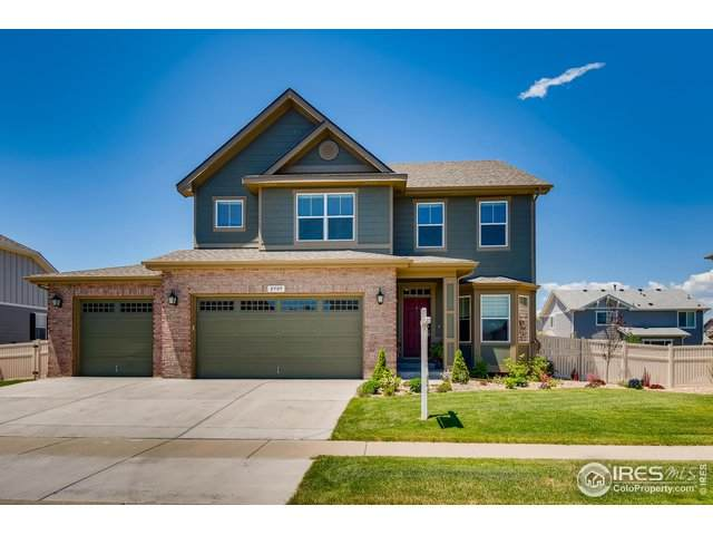 8909 Foxfire St, Firestone, CO 80504 (MLS #917459) :: 8z Real Estate