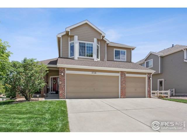 8738 Triple Crown Dr, Frederick, CO 80504 (MLS #917461) :: June's Team
