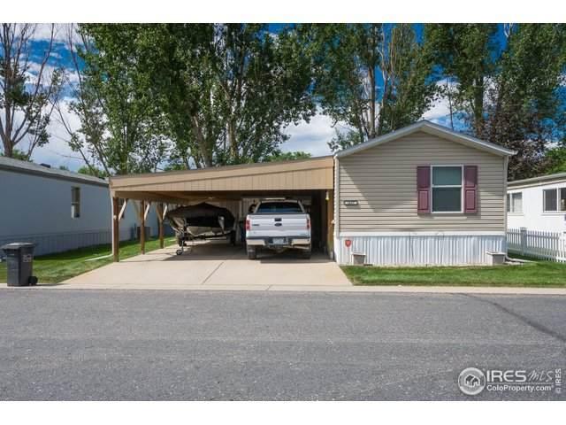 1657 Garnet St, Loveland, CO 80537 (MLS #917470) :: Tracy's Team