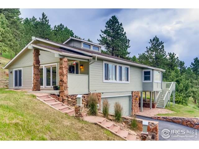 316 Pine Tree Ln, Boulder, CO 80304 (#917480) :: West + Main Homes