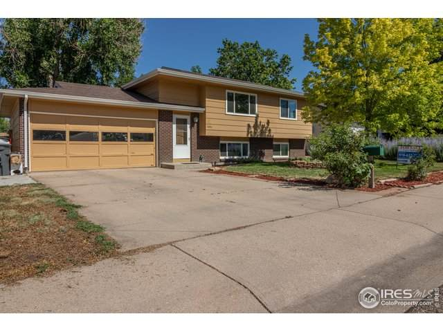 2332 33rd Ave, Greeley, CO 80634 (MLS #917486) :: Tracy's Team