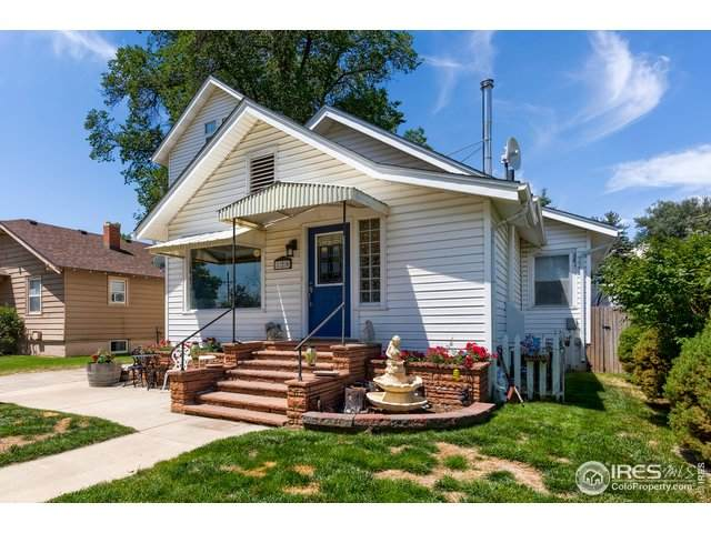 120 N Rutherford Ave, Johnstown, CO 80534 (MLS #917498) :: Colorado Home Finder Realty