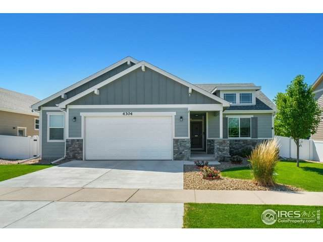 4304 Florence Ave, Evans, CO 80620 (MLS #917509) :: Fathom Realty