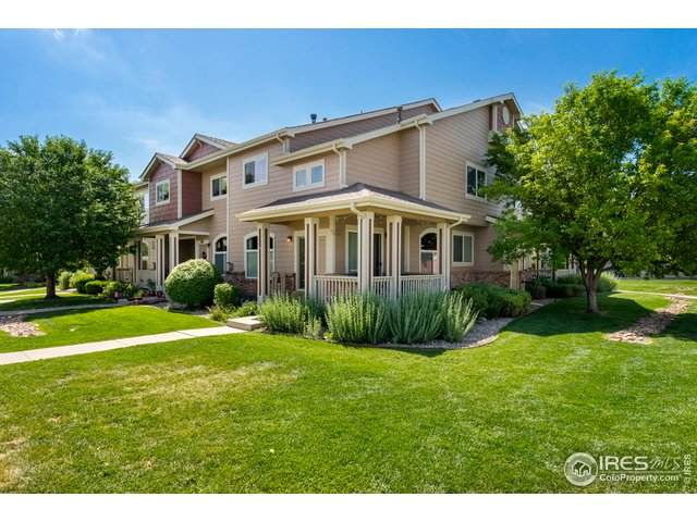 230 Carina Cir #101, Loveland, CO 80537 (MLS #917512) :: Kittle Real Estate