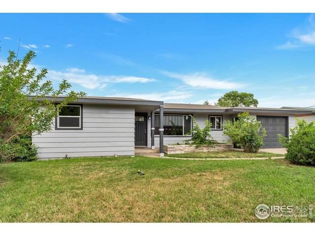 2509 N Garfield Ave, Loveland, CO 80538 (MLS #917515) :: Kittle Real Estate
