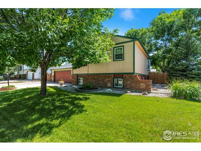 515 S Gilpin Ave, Loveland, CO 80537 (MLS #917522) :: Kittle Real Estate