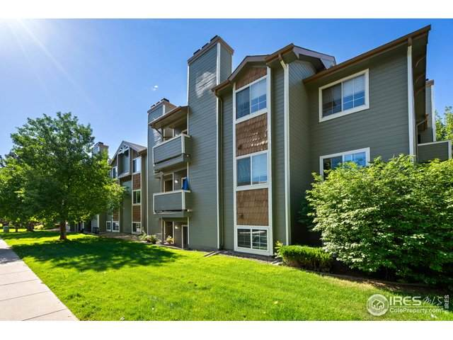 720 City Park Ave #211, Fort Collins, CO 80521 (MLS #917536) :: RE/MAX Alliance