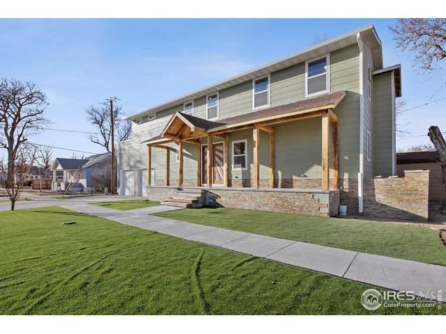 307 W Railroad Ave, Fort Morgan, CO 80701 (#917545) :: Relevate | Denver