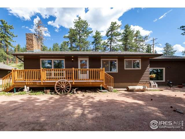 24270 W County Road 74E, Red Feather Lakes, CO 80545 (#917546) :: James Crocker Team
