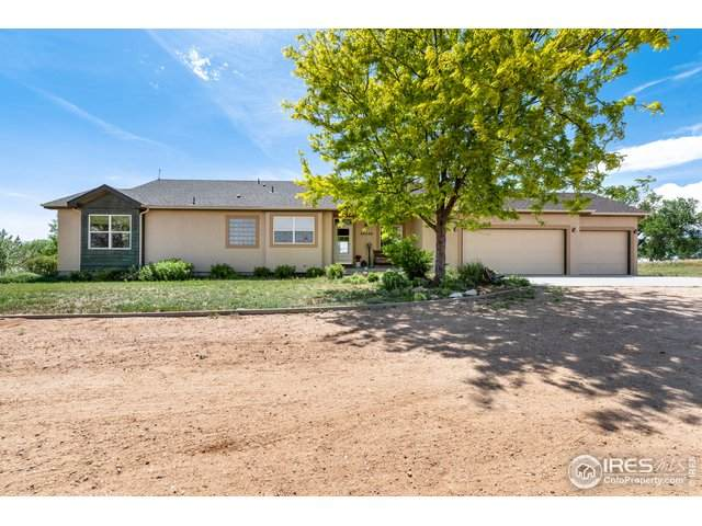 34340 County Road 61, Gill, CO 80624 (MLS #917556) :: Kittle Real Estate