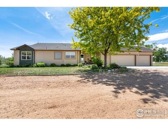 34340 County Road 61, Gill, CO 80624 (MLS #917556) :: Wheelhouse Realty