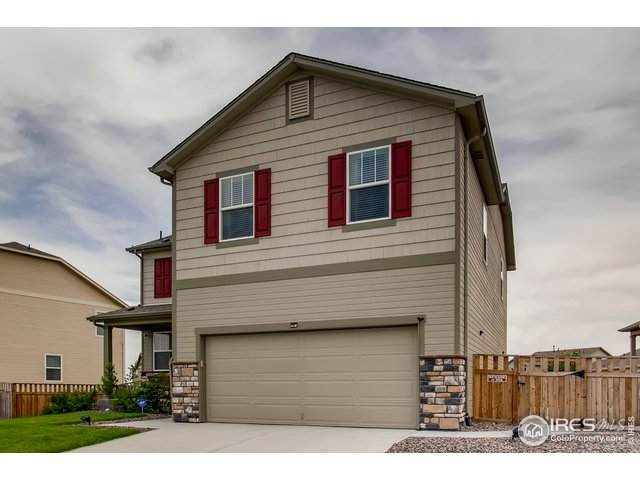 542 Hermosa St, Lochbuie, CO 80603 (MLS #917580) :: Tracy's Team