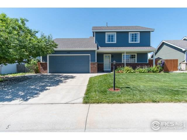 342 Sunmountain Dr, Loveland, CO 80538 (MLS #917581) :: Tracy's Team