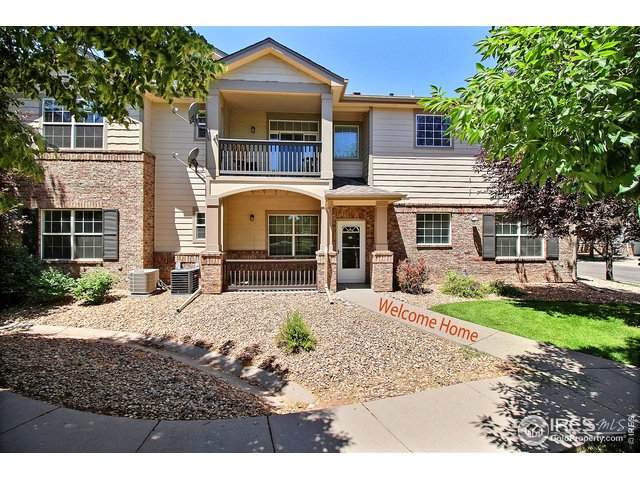 4672 W 20th St Rd #2512, Greeley, CO 80634 (MLS #917584) :: Tracy's Team