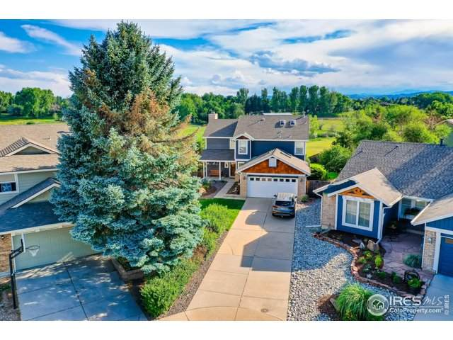 8428 Newcombe St, Arvada, CO 80005 (MLS #917586) :: Colorado Home Finder Realty
