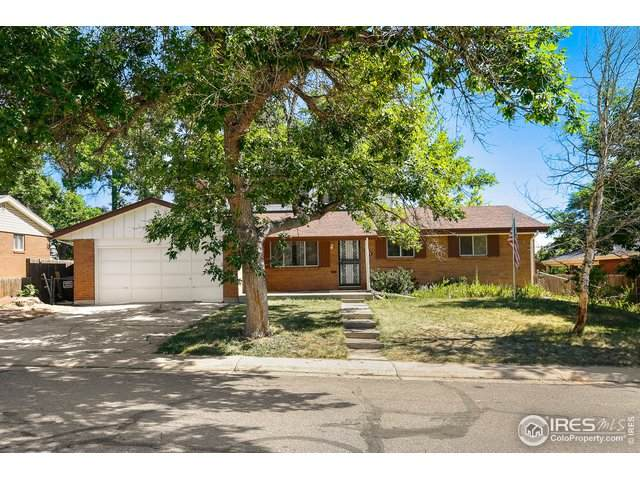 1171 W 102nd Pl, Northglenn, CO 80260 (MLS #917587) :: Hub Real Estate