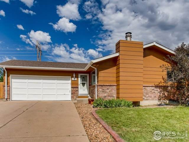 2417 34th Ave, Greeley, CO 80634 (MLS #917594) :: RE/MAX Alliance