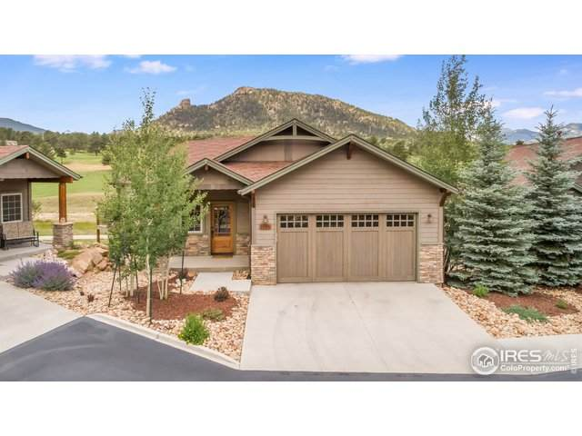 1185 Fish Creek Rd, Estes Park, CO 80517 (#917601) :: Kimberly Austin Properties