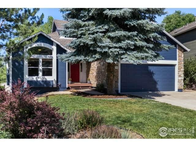 5420 Glendale Gulch Cir, Boulder, CO 80301 (#917603) :: Peak Properties Group