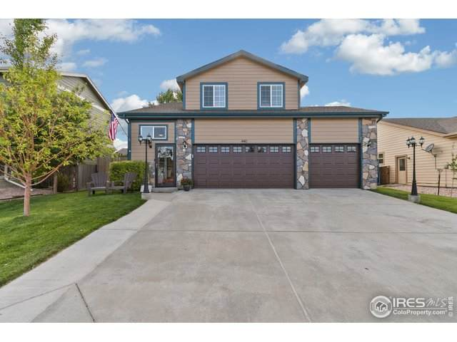 440 Frontier Ln, Johnstown, CO 80534 (MLS #917605) :: RE/MAX Alliance
