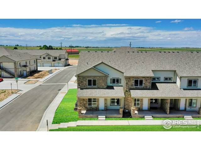 1669 Westward Pl #4, Eaton, CO 80615 (#917606) :: Compass Colorado Realty