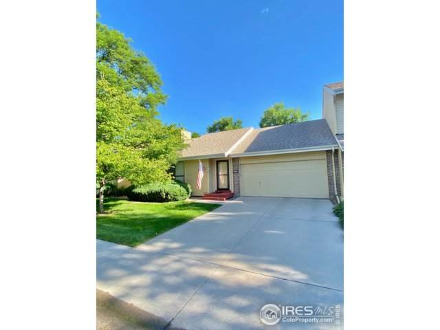 948 Shire Ct, Fort Collins, CO 80526 (#917610) :: West + Main Homes