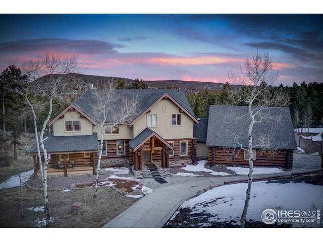 500 Ridge Rd, Jamestown, CO 80455 (#917615) :: Re/Max Structure