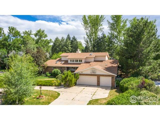 8428 Sawtooth Ln, Niwot, CO 80503 (MLS #917623) :: The Sam Biller Home Team