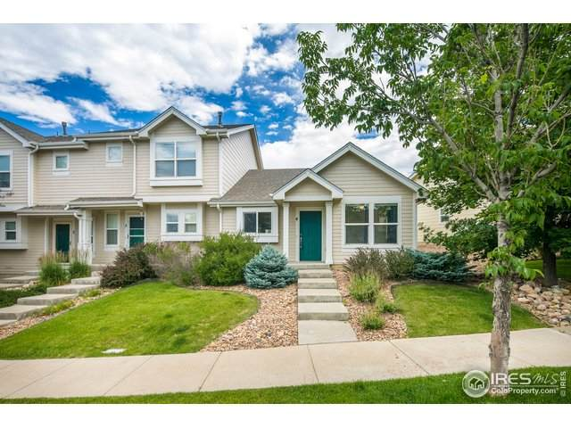 6708 Rose Creek Way #4, Fort Collins, CO 80525 (#917626) :: Kimberly Austin Properties