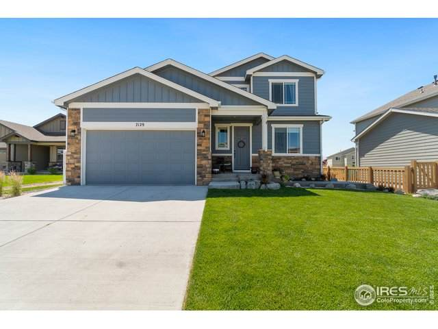 7129 Cottage Ct, Timnath, CO 80547 (MLS #917637) :: June's Team