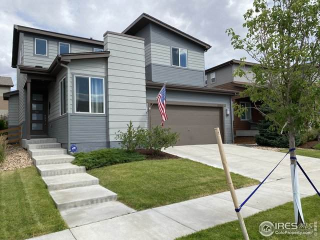 10080 Truckee St, Commerce City, CO 80022 (MLS #917638) :: Keller Williams Realty