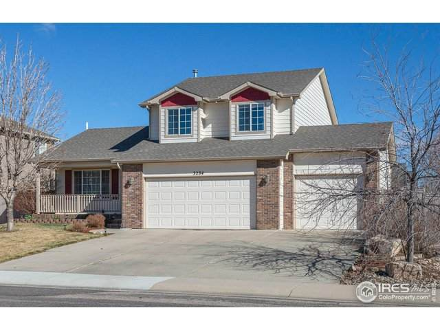 3234 Thundering Herd Way, Wellington, CO 80549 (MLS #917662) :: Keller Williams Realty