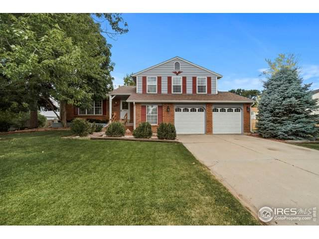 1307 Brittany Ct, Fort Collins, CO 80525 (#917665) :: The Brokerage Group