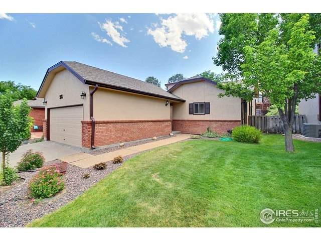 1001 43rd Ave #36, Greeley, CO 80634 (MLS #917666) :: Neuhaus Real Estate, Inc.